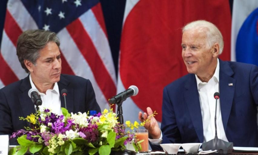 Antony Blinken Joe Biden