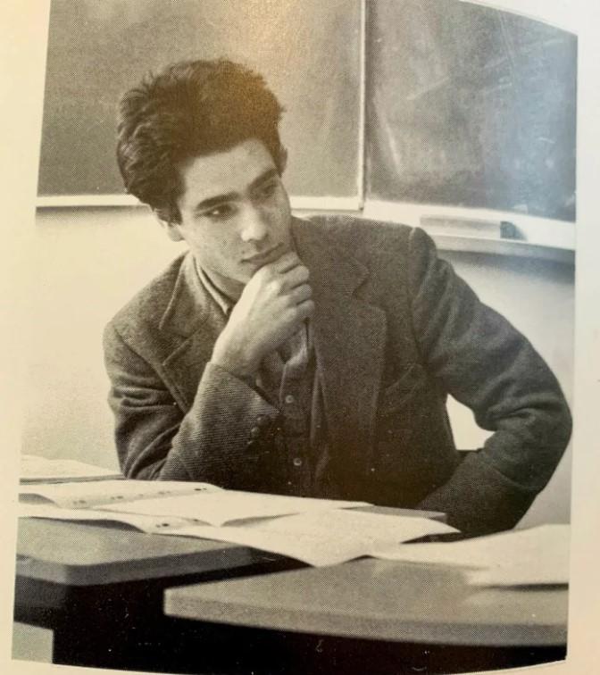 Antony Blinken young age
