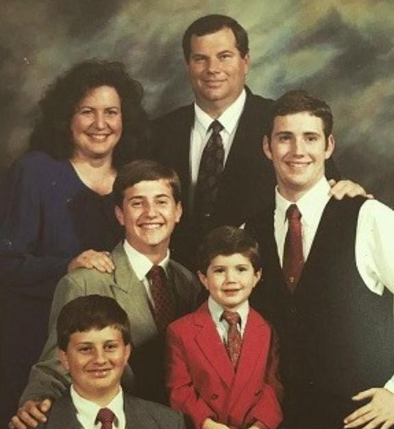 Ben Napier family