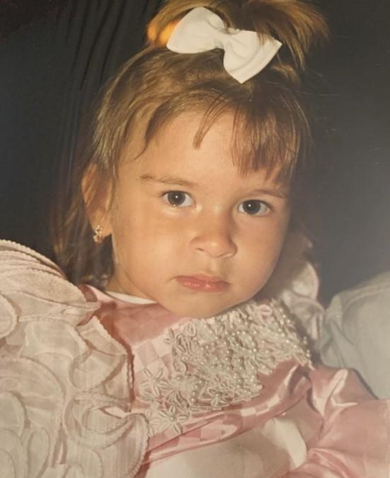 Daniella Karagach young