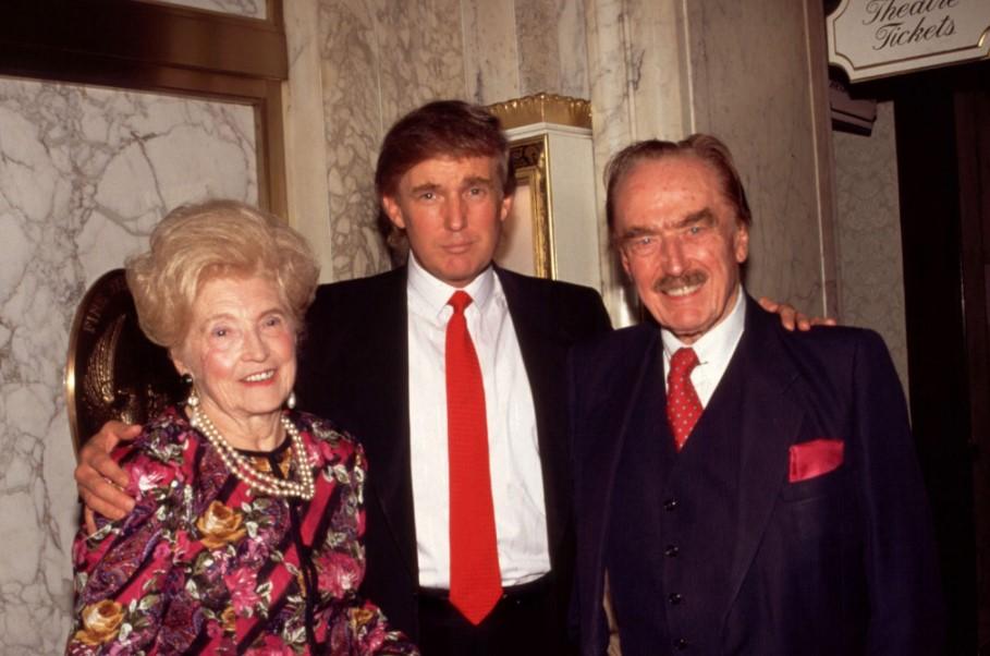 Donald Trump parents