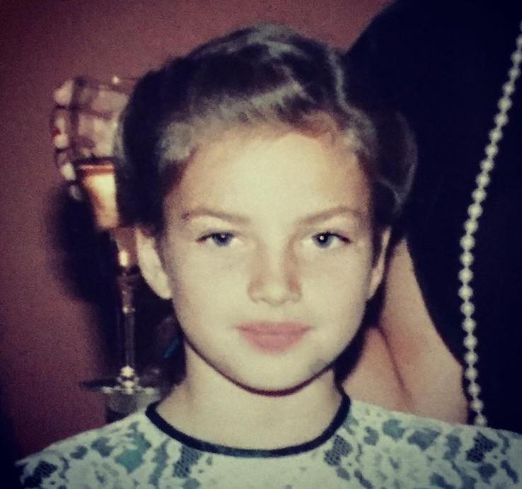 Lauren German young