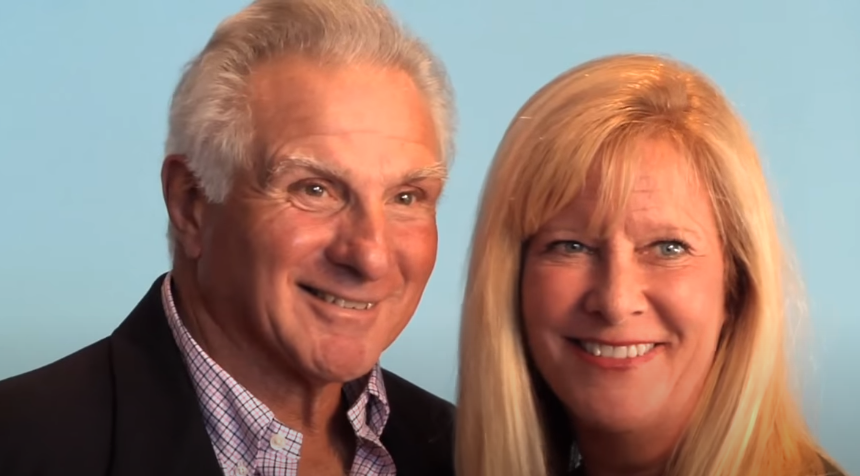 Nick Buoniconti and wife Lynn Weiss