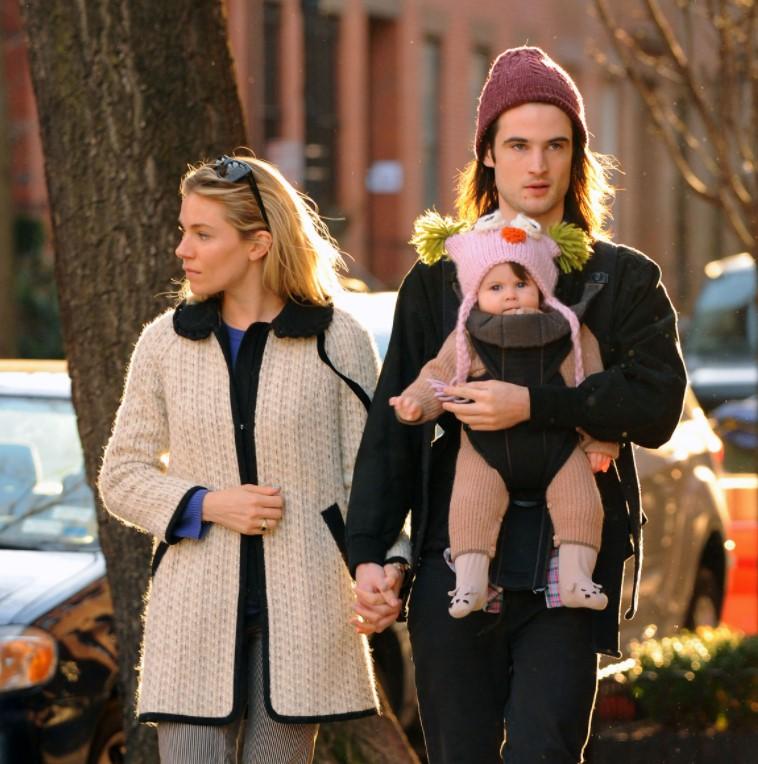 Sienna Miller FAMILY