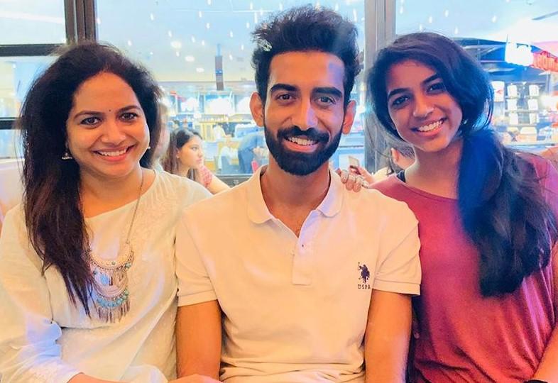 Sunitha children