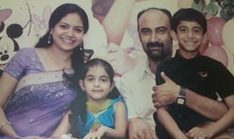 Sunitha husband