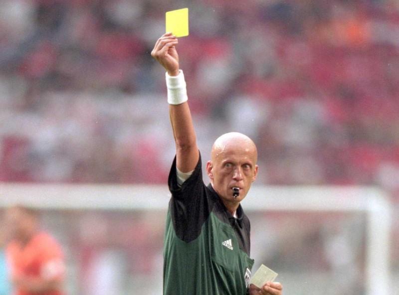 Pierluigi Collina retired