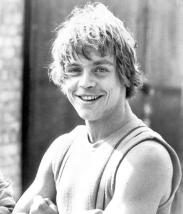 Mark Hamill young