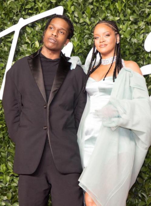 Rihanna is Dating A$AP Rocky