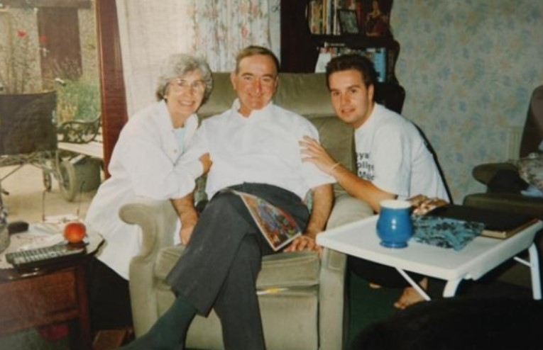 Alfie Boe parents