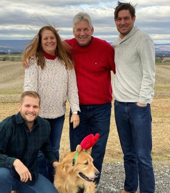 Craig Conover family