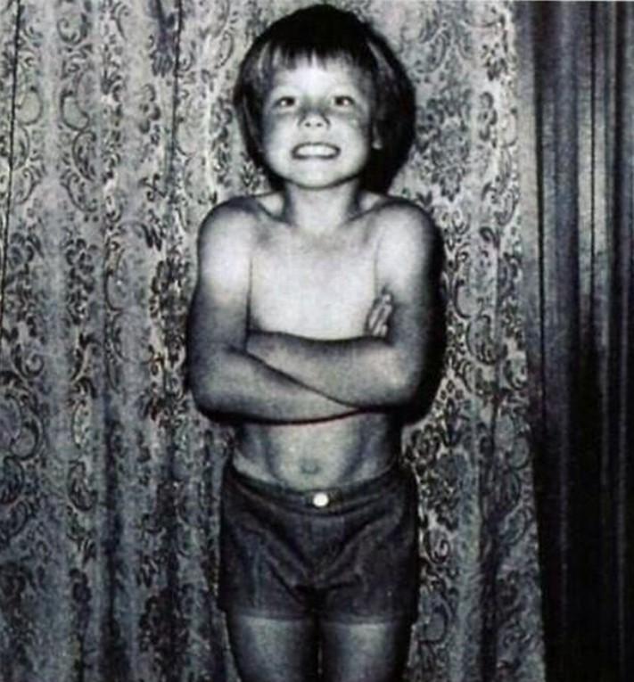 Gary Barlow young