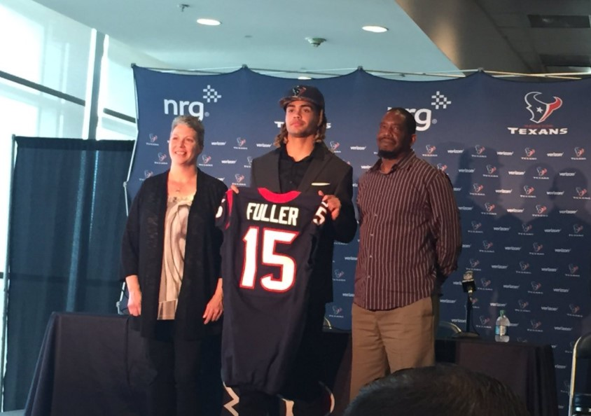 Will Fuller parents