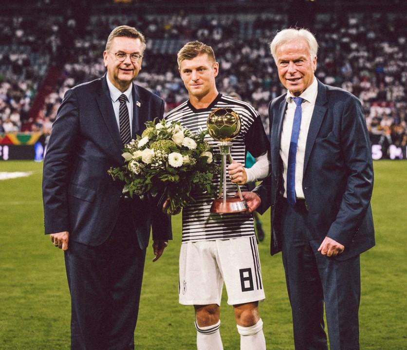 Toni Kroos awards