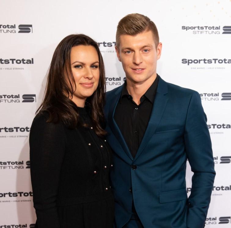 Toni Kroos wife