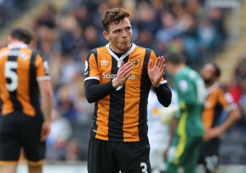 Andrew Robertson Hull City
