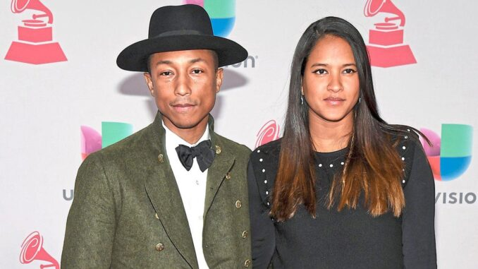 The Untold Truth Of Pharrell Williams' Wife