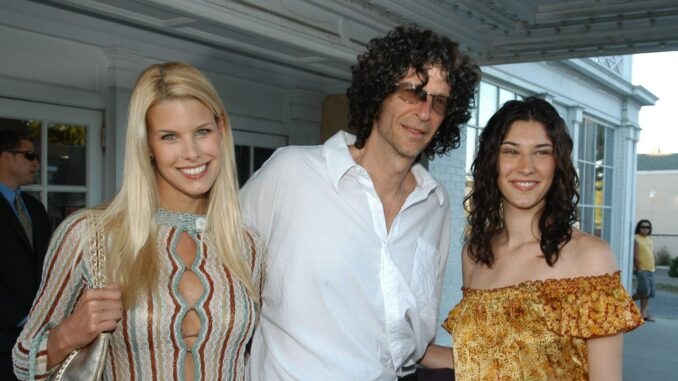 Who is Howard Stern's Daughter, Deborah Jennifer Stern?