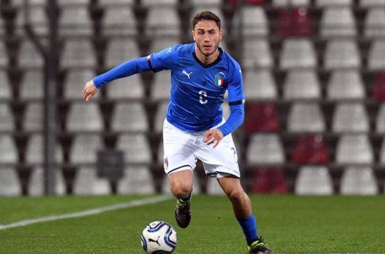 Davide Calabria Italy