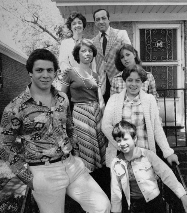 Chris Cuomo family