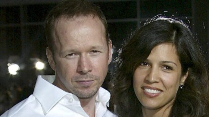 The untold truth of Donnie Wahlberg's ex-wife, Kimberly Fey