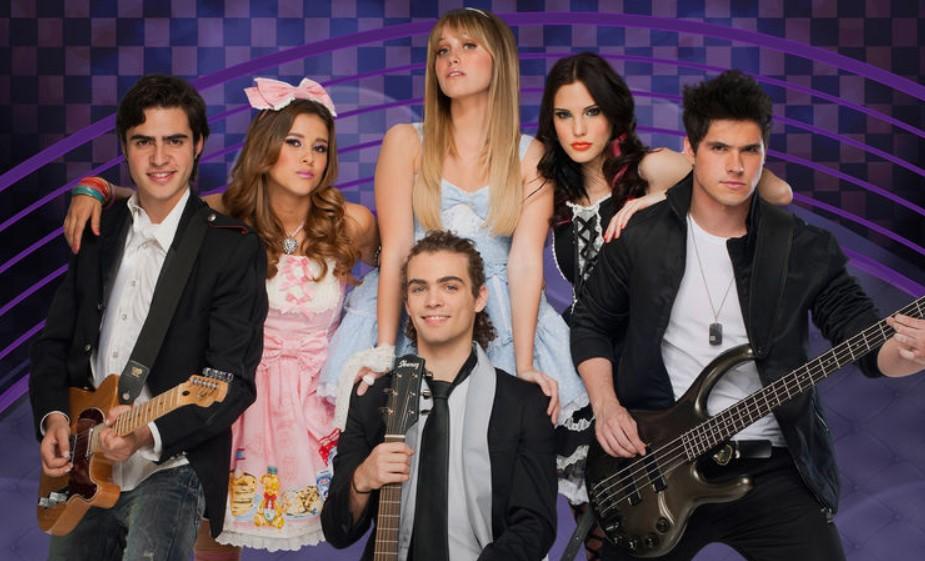 Eleazar Gomez band