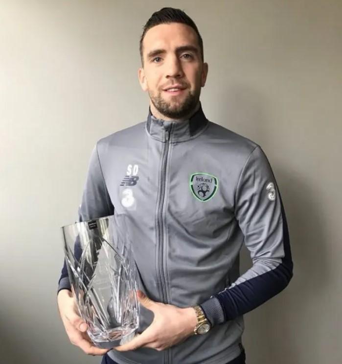 Shane Duffy awards