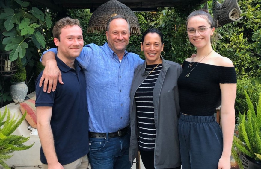 Kamala Harris family