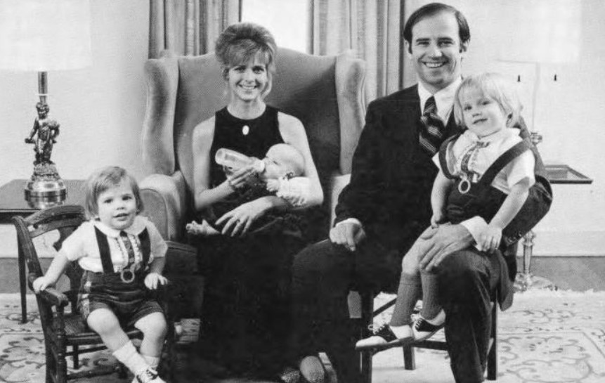 Joe Biden first wife