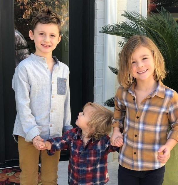 Candice Crawford children