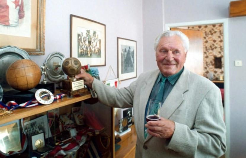 Josef Bican awards