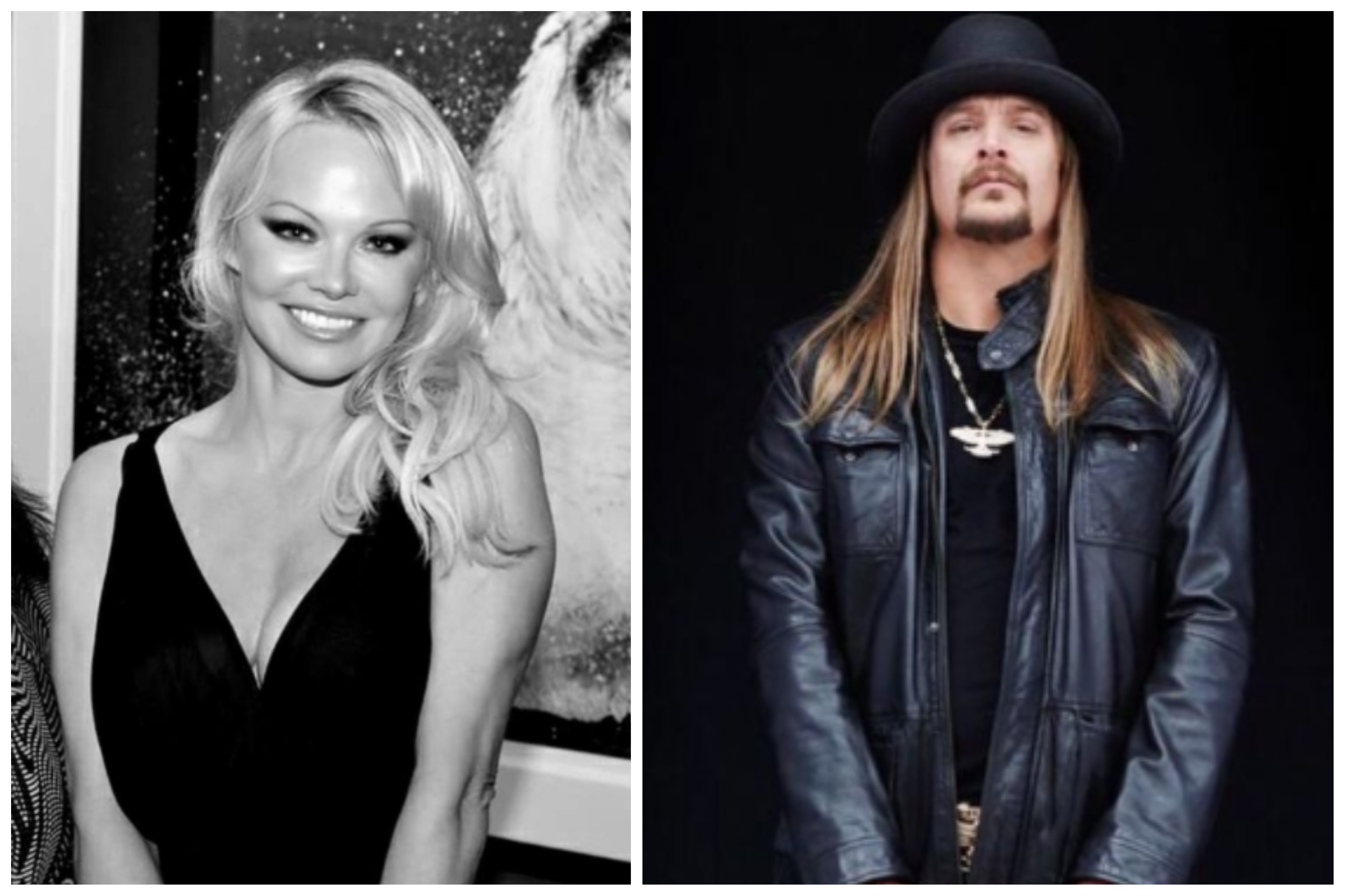 Pamela Anderson and Kid Rock Dating and Married  Life