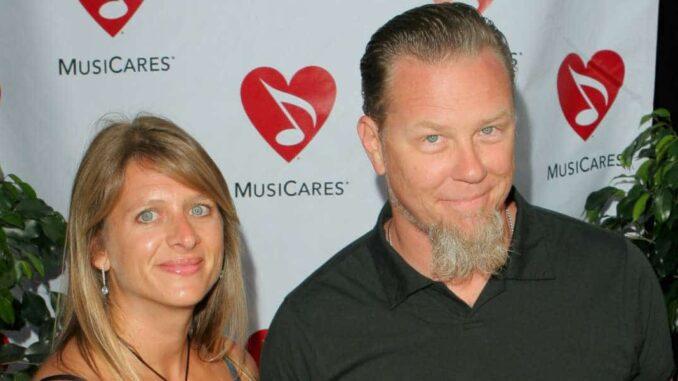 Who is James Hetfield's wife Francesca Hetfield? Wiki