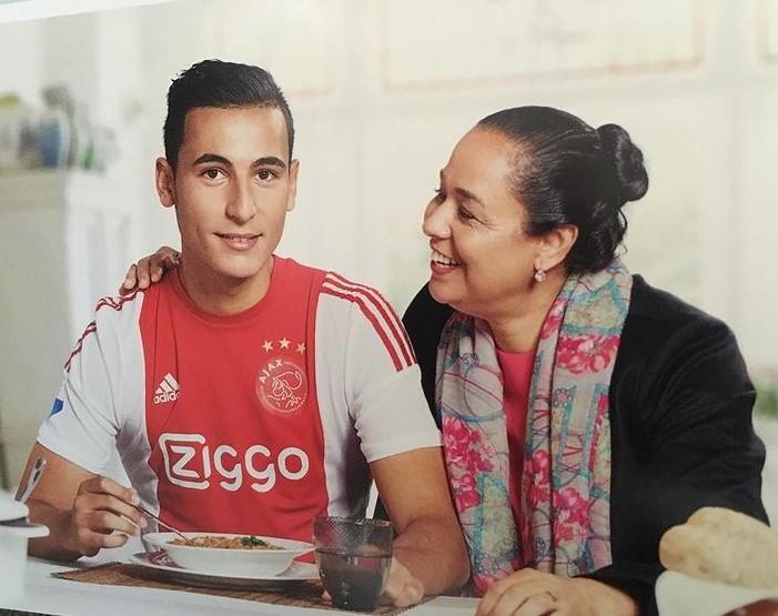 Anwar El Ghazi mother