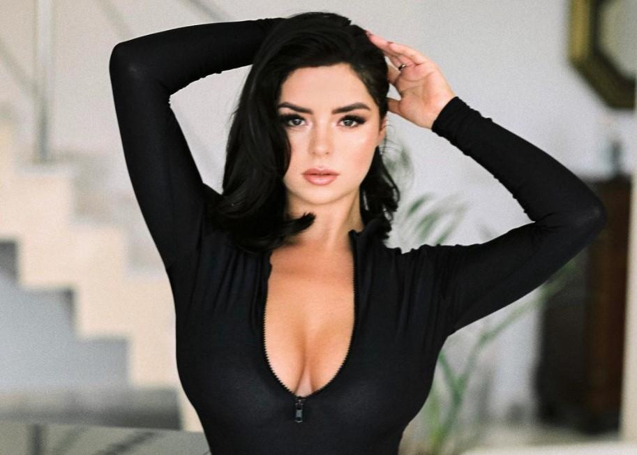 Demi Rose model
