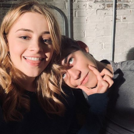 Josephine Langford and Hero Fiennes Tiffin are not dating, but seems to be a friends