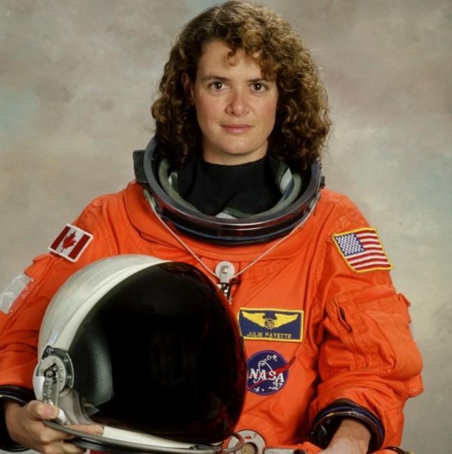 Julie Payette astronaut