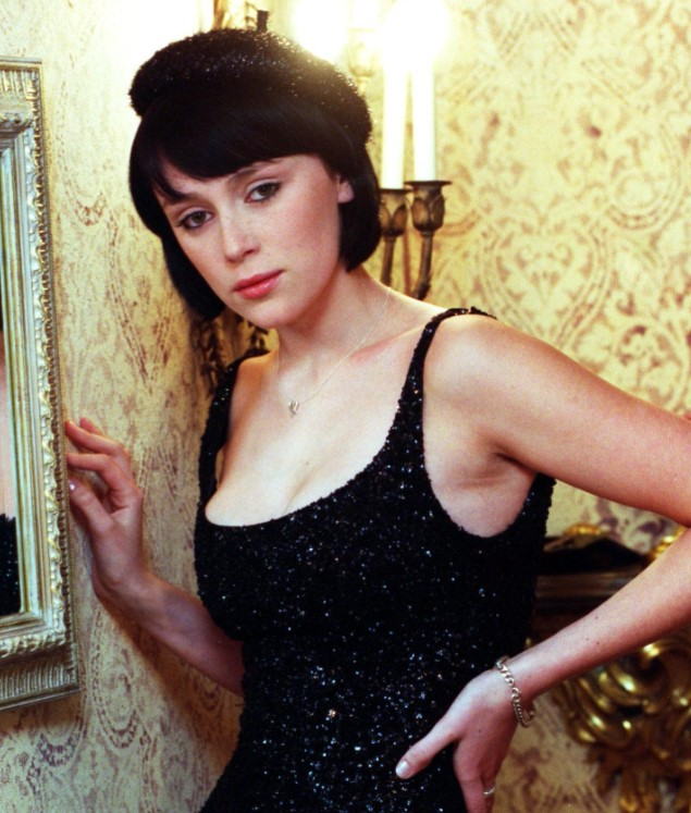 Keeley Hawes young