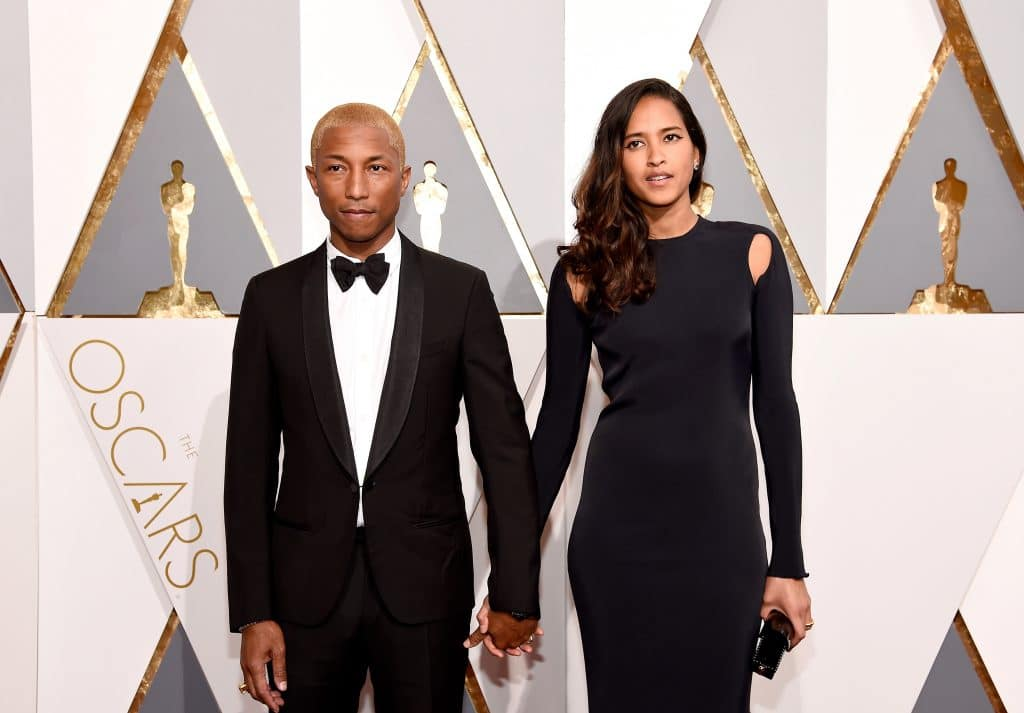 The Untold Truth Of Pharrell Williams' Wife - Wikiodin.com