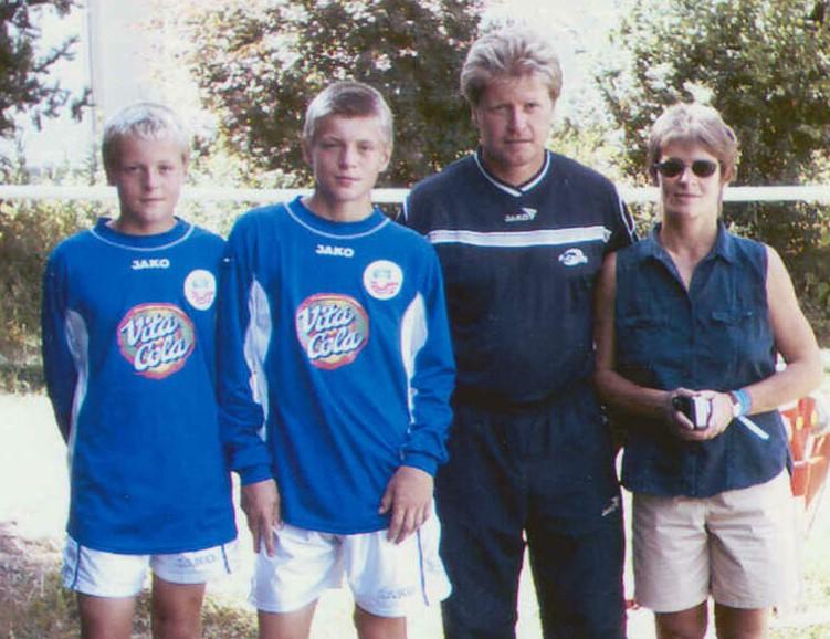 Toni Kroos family