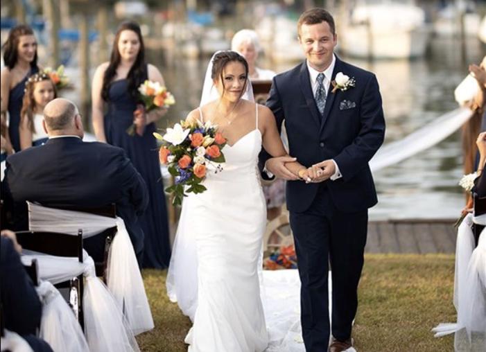 Samantha Cerio and her husband Joseph