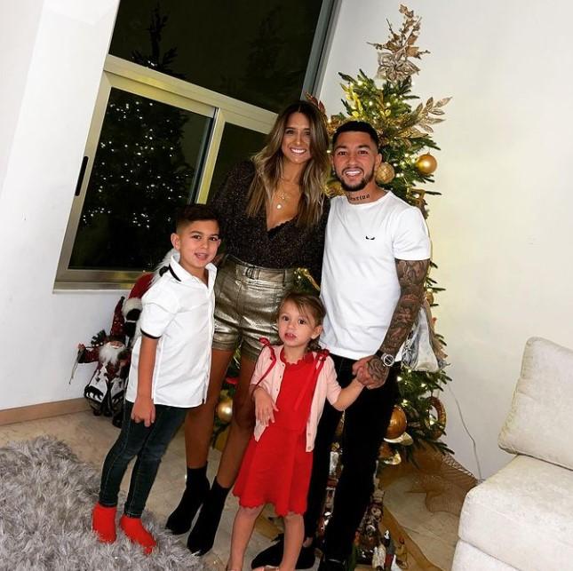 Luciano Acosta wife