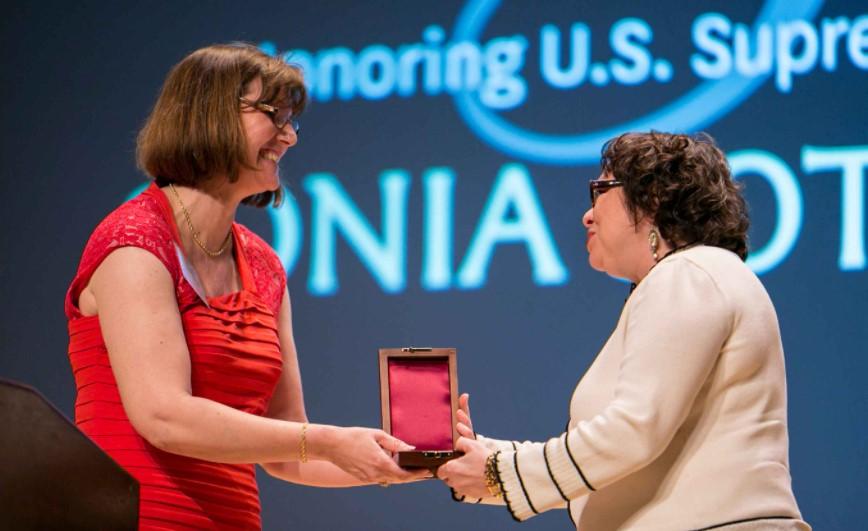 Sonia Sotomayor awards