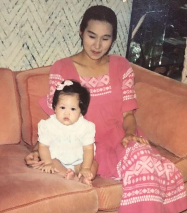 Kiko Mizuhara mother