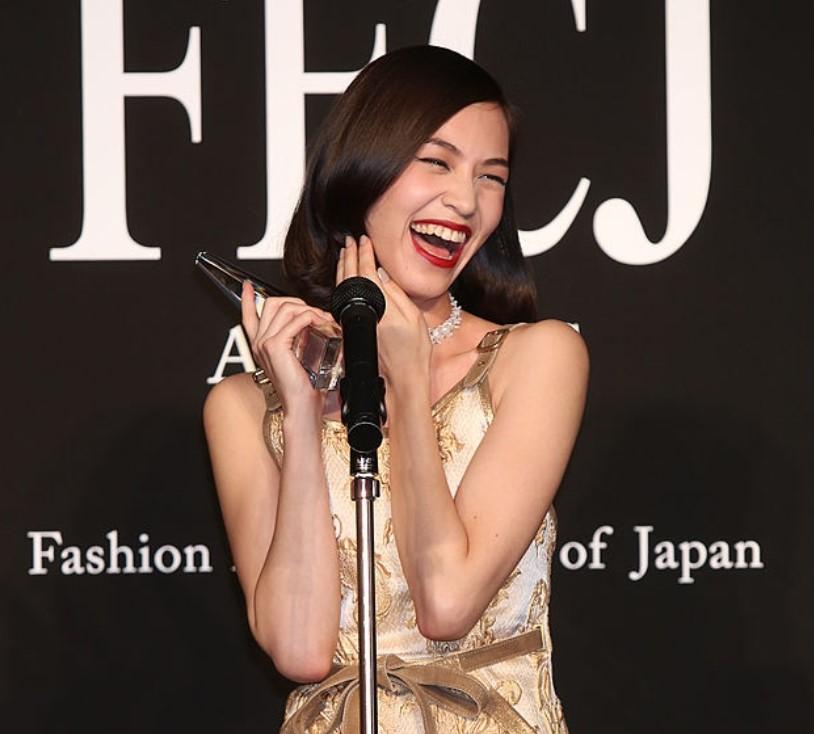 Kiko Mizuhara awards