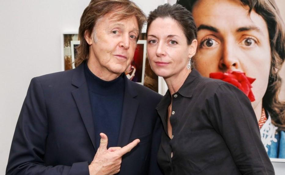 Mary McCartney father