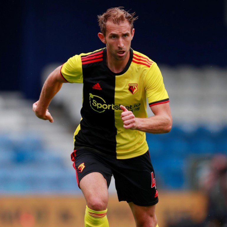 Craig Dawson Watford