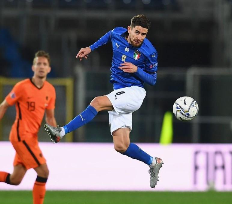 Jorginho Italy
