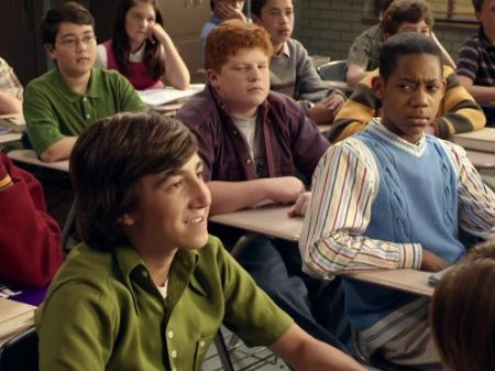 Travis T. Flory on Everybody Hates Chris