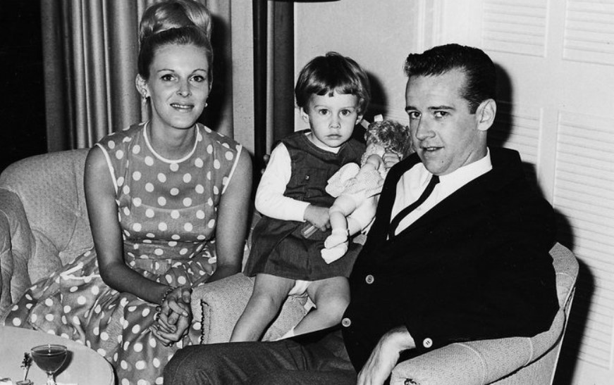 George Carlin family